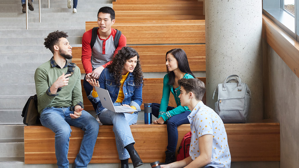 Give students and parents peace of mind with Microsoft Smart and Secure Campus: powerful, comprehensive solutions that maximize resources to help institutions detect, protect against, and respond to safety and security threats.
