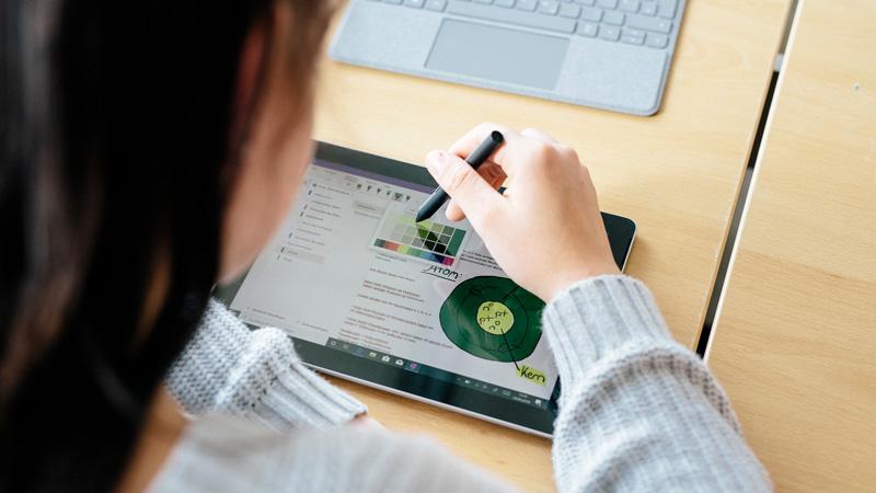 Die Studie zeigt auf, dass der Einsatz von persönlichen, digitalen Lerngeräten als ein Gewinn für die SchülerInnen wahrgenommen werden kann.