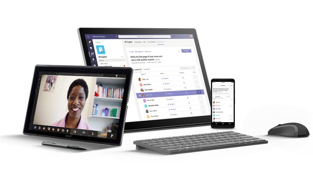 Microsoft Teams | الفصل الدراسي عبر الإنترنت | Microsoft Education